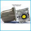hecho en china del motor del engranaje de la transmisión mecánica