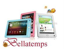 """8"""" Android 4.0 Tablet PC Allwinner A10 1.5GHz 1GB DDR3 8GB ROM HDMI Dual Camera Ampe A85 Elite"""