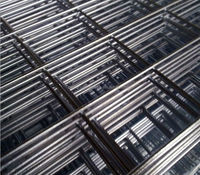hot sales 4x4 galvanized steel wire mesh panels
