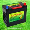 Advanced Yuasan Brand&OEM Calcium Silver Maintenance Free Automotive Battery SMF 36B20L Car Battery 12V 36AH