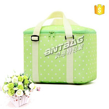 2015 New promotional manufacture foldable ice cream cooler bag