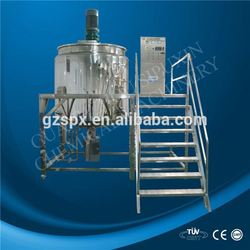 laundry liquid/ hand lotion/ chemical making machine