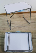 Eastony Foldable Camping Table White Small Size