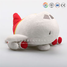 high quality airplane plush toy wholesale from China