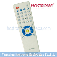 digital satellite receiver TV remote control Combo TV box RM009A