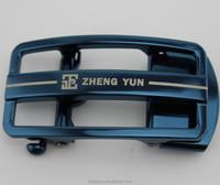 2015 wholesale New Design Hot Sale Alloy Fashionable Custom Metal Belt Buckle