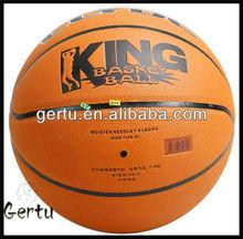 2014 hot sell promotional pvc laminated basketball
