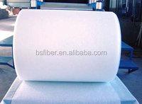 2015 Eco-Friendly and Breathable long fiber bitumen roofing felt waterproof membrane