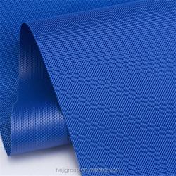 Virgin PVC backing 1680D polyester oxford fabric in Shengze