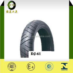 China natural rubber street motorcycle tyre 130/90-18