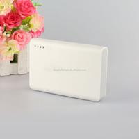 (sl)Power Bank 5600mAh USB External Mobile Backup Powerbank Battery for all phone Universal Charger 2*2800mah(18650battery)