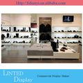 nuevo diseño de tienda de zapatos de decoración