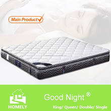 6' Knitting Fabric Mattress With Mini Pocket Spring High Quality Mattress