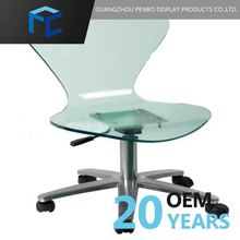 Super Quality Acrylic Office Chair Footrest