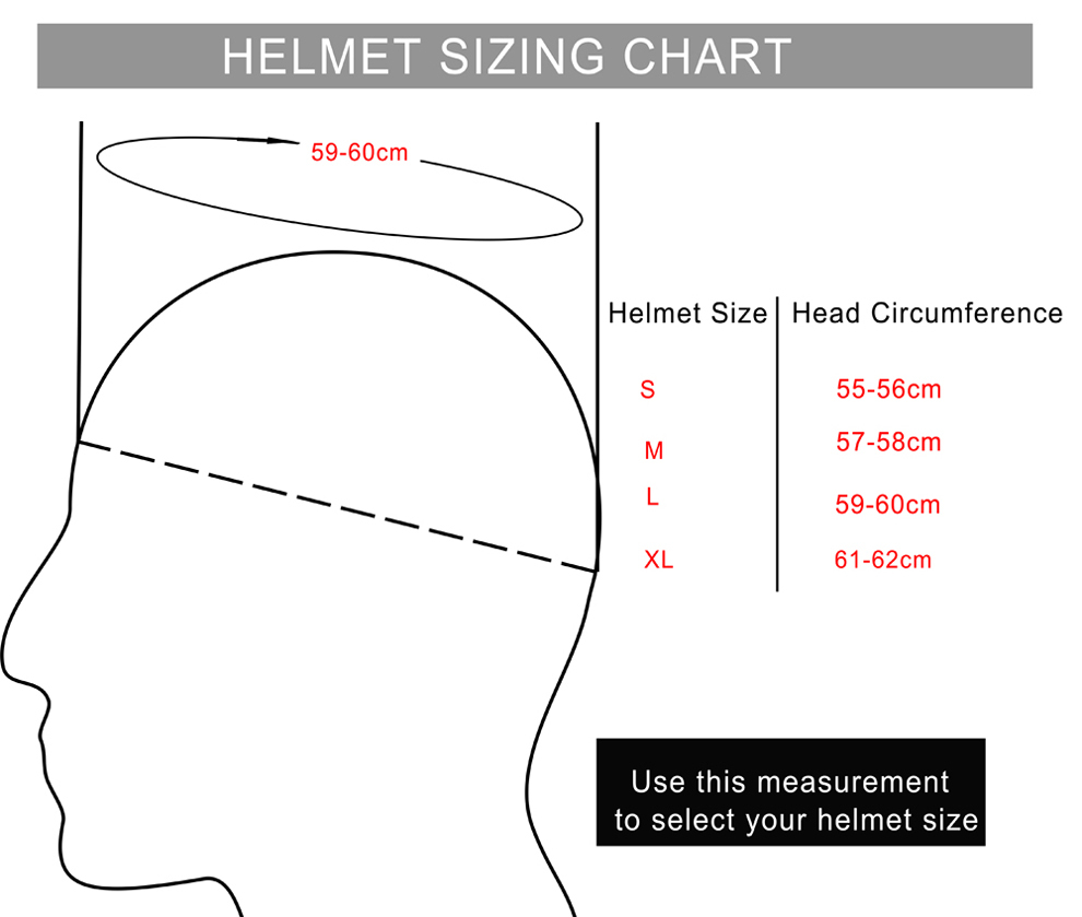 B38 DOT Unique ABS full face motorcycle helmet