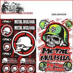 motorcycle sticker dirt bike sticker design decal for yamaha ybr125