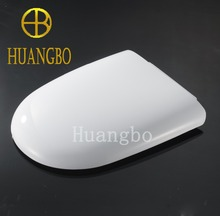 Accord with human body engineering slow-close toilet seat cover toilet bowl with wally quality