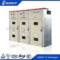 12kv electric switchgear power distribution substation metal cabinet