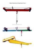 3 ton Hand Single Beam Crane