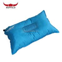 2015 Aimika OEM high quality Korea Self inflatable pillow with foam