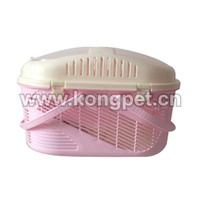 Hot sale big American style plastic flight pet carrier /dog crate CA008