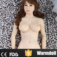 Sex Toys 158cm Full Size Silicone Sexy Girl Breast E Cup Size