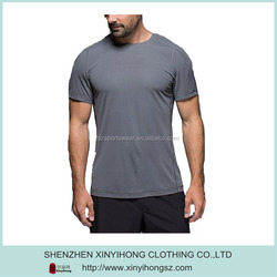 DRI FIT performance four-way stretch fabric anti-stink run shirt