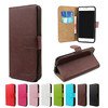 Made In China Wholesale PU Leather Mobile Accessory for iPhone 6 Mobile Phone Cover