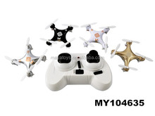 World's Smallest 4cm mini drone CX-10A update version model with lights 2.4G 4CH 6-Axis Gyro headless 3D flip helicopter