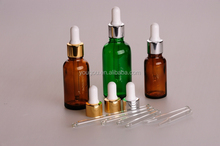 glass essential oil dropper bottle 20ml 30ml 50ml 10ml 120ml high quality bottled water 8 oz dropper bottle