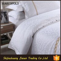 luxury hotel textiles supplies /bedding set made in india