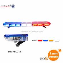 2015 news High Quality hight power car led warning bar light (DH-PBL214)