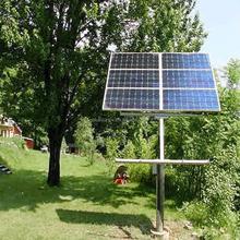 Bluesun China made high efficiency mono 100w panels solar light