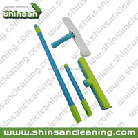 2015 new aqua blade,silicone squeegee,window squeegee