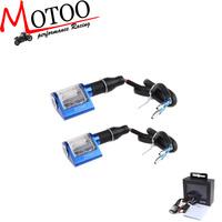 Motoo - RIZOMA Motorcycle CNC aluminum led indicator Turn Signals Avio 21 2 x FR021G Fit for Kawasaki ZX-6R