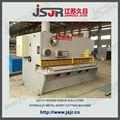 De metal de la máquina de trabajo: guillotina de corte para máquina de hoja de acero inoxidable