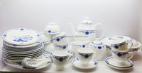 best sell opal ware porcelain dinner set