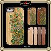 Diamond Setting Cherry Wood For Iphone 5 Otterring Case