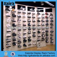 Modelo de zapatero/modelos de bastidores de calzado/zapato estante de la tienda