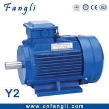 Y2 series electric motor low rpm best water pump motor 1hp