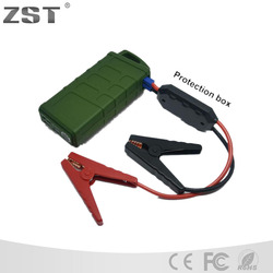 brand ZST 12v car jump starter with air compressor