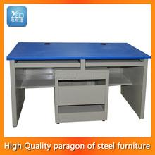 GX-268S School Wooden Cheap Computer Desk,Desktop Computer Table Designs For Teacher And Students
