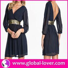 Most Fashionable Women Night Club Wear Dress 2014