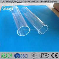 pyrex glass tube pipes factory supply