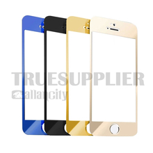 best tempered glass screen protector for iphone5/5s,mirror screen protector for iphone 5
