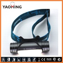 Emergency high power bank USB rechargeable Head torch Flashlight