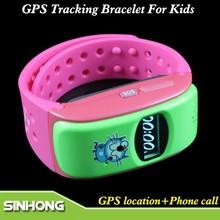 Kids Luxury Watch Google GPS Tracking