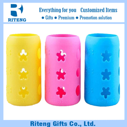 Promotion Silicon Baby Bottle Cover