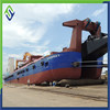 FLORESCENCE made ISO 17357 High performance Floating rubber marine ship launching/landing/heavy liftting marine airbag for boat