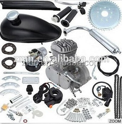 Bicycle engine kit/ kit cylinder moped/ 49cc 2 stroke